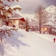 1969 - il villaggio a Bosco in abito invernale B