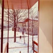 1969 - il villaggio a Bosco in abito invernale C